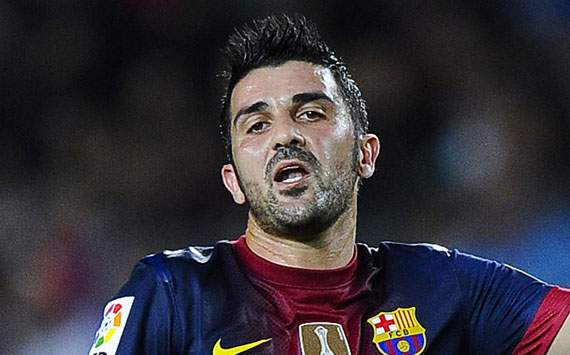 Arsenal Siap Tawar David Villa £10 Juta photo