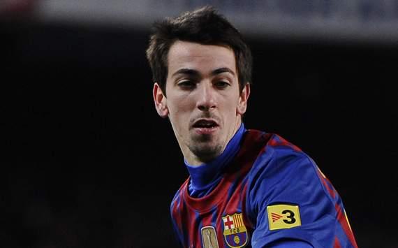 Barcelona Akan Pinjamkan Isaac Cuenca photo