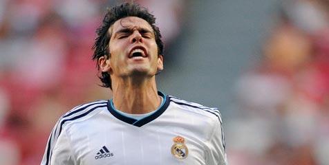 Kaka Tidak Masuk Skuad Madrid Hadapi Valencia photo