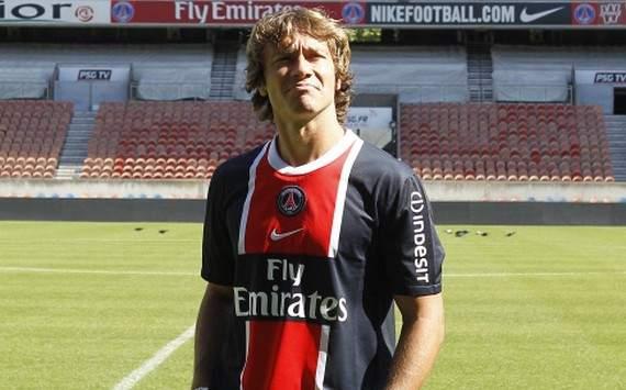 PSG Pinjamkan Diego Lugano Ke Malaga photo