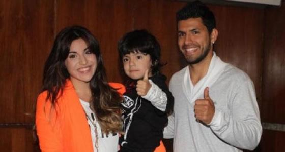 Pernikahan Aguero Dengan Anak Maradona Berakhir photo