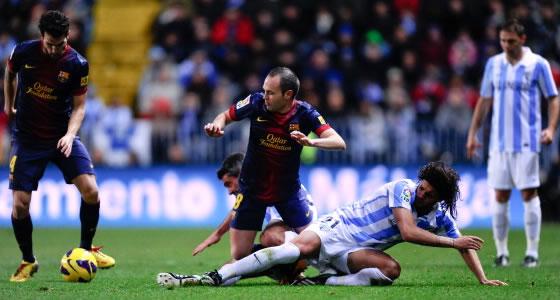 Prediksi Malaga Vs Barcelona – Copa Del Rey (25 Januari 2013) photo