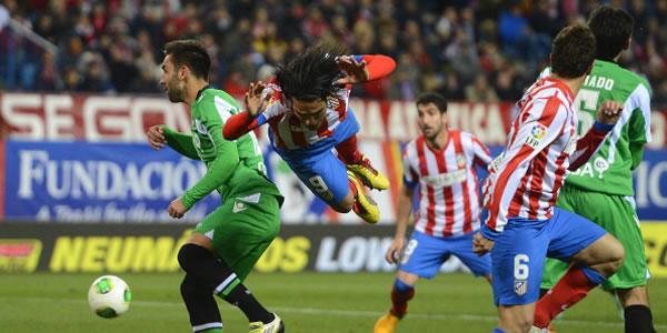 Prediksi Real Betis Vs Atletico Madrid – Copa Del Rey (25 Januari 2013) photo