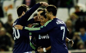 Real Madrid Tunggu Barcelona Atau Malaga di Semi-Final Copa del Rey photo