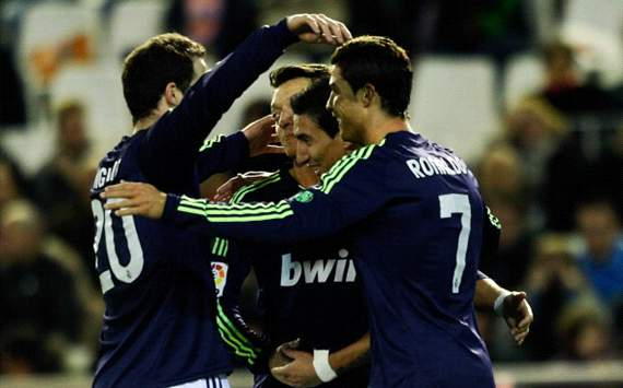 Real Madrid Tunggu Barcelona Atau Malaga di Semi-Final Copa del Rey photo