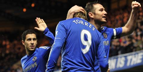 Swansea vs Chelsea, Misi Berat Tim Tamu photo