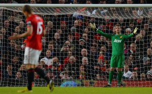 Empat Bulan, Sisa Waktu David De Gea Di Manchester United photo