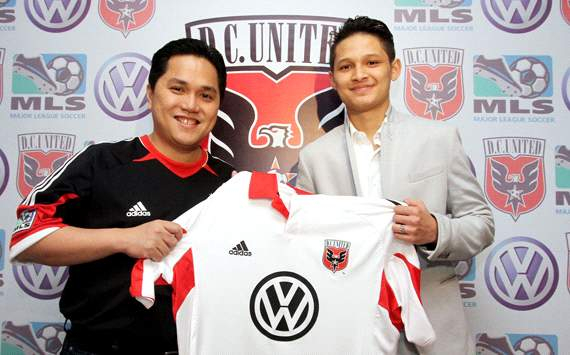Erick Thohir Janji Datangkan DC United Ke Indonesia photo