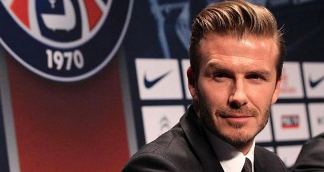 Kedatangan Beckham Turut Membantu Pariwisata Paris photo