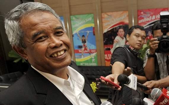 PSSI Tunjuk Luis Manuel Blanco Jadi Pelatih Timnas Indonesia photo