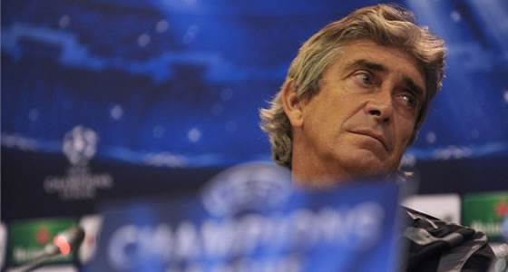 Tepis Rumor Ke City, Pellegrini Bahagia Di Malaga photo