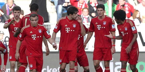 Bayern Munchen Mirip Barca photo