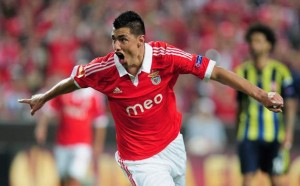 Dua Gol Oscar Cardozo Bawa Benfica Ke Final photo