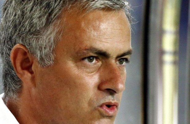 Manajer Chelsea Jose Mourinho