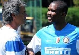 Mourinho dan Eto'o reuni di Stamford Bridge?