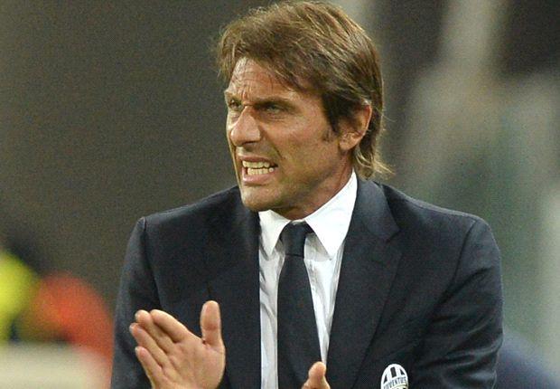 Antonio Conte Optimistis Juve Rebut Trofi Liga Champions