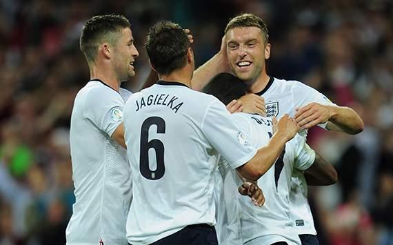 Danny Welbeck Cetak Dua Gol, Inggris Kandaskan Moldova 4-0