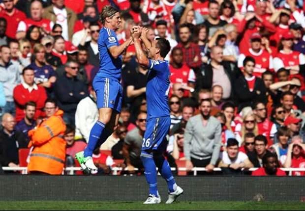 Derby Arsenal vs Chelsea Di Piala Liga