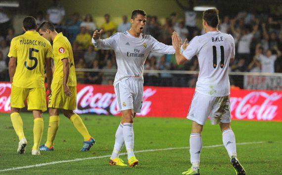 Gareth Bale dan CR7