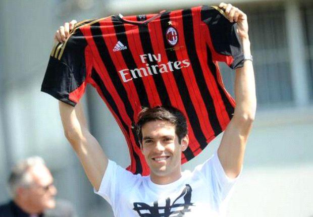 Kaka resmi bergabung AC Milan