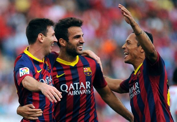 Messi harus absen hingga akhir Oktober