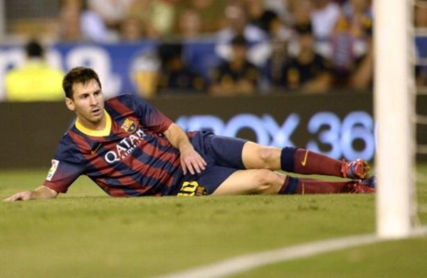 Messi terlalu mahal