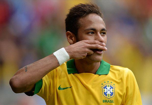 Neymar Harapan Brasil