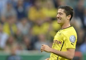 Robert Lewandowski Senang Berikan Segalanya Untuk Borussia Dortmund