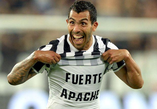 Tevez ingin persembahkan scudetto bagi Juventus