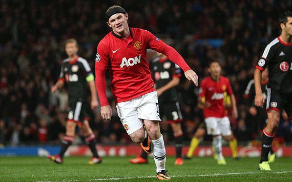 Wayne Rooney Cemerlang