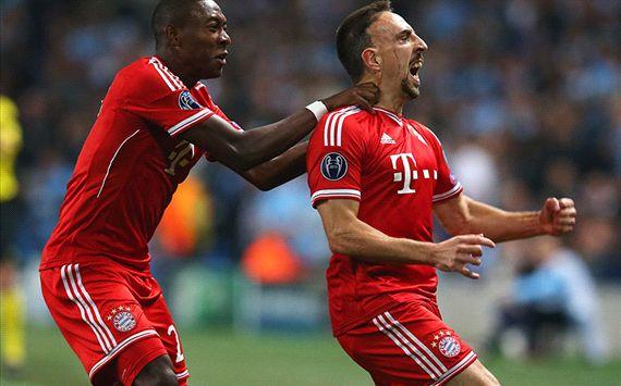 Bayern Munich Permalukan Manchester City