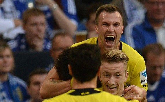 Borussia Dortmund Menangi Ruhr-Derby