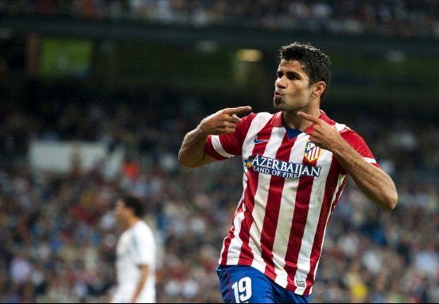 Diego Costa Sepakat Bela Timnas Spanyol
