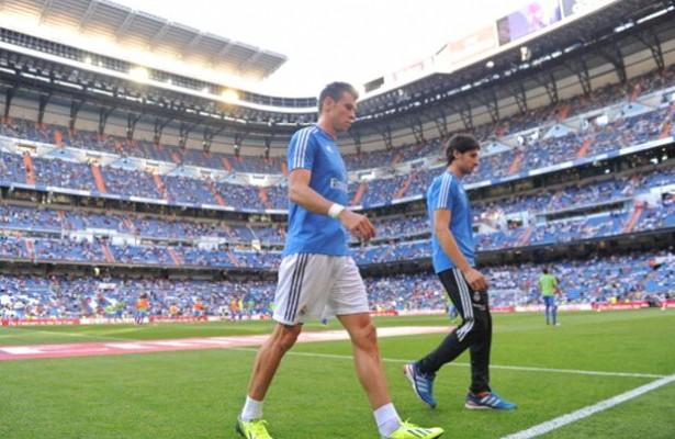 Gareth Bale Jalani Latihan Khusus