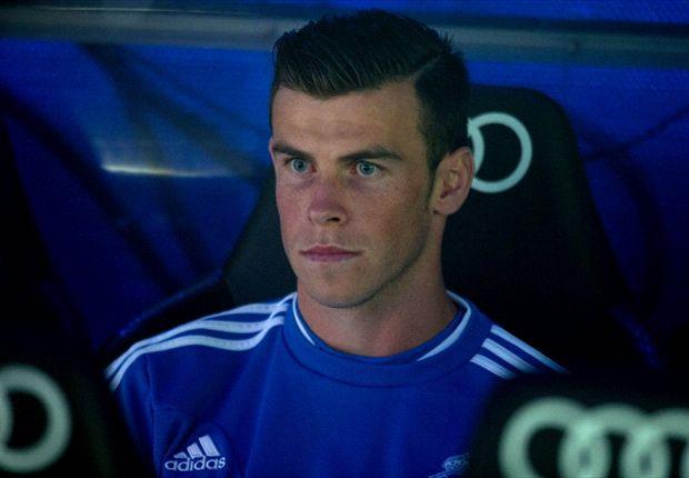 Gareth Bale Sedih