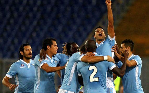 Lazio Ditahan Imbang