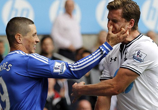 Tindakan Kekerasan Fernando Torres