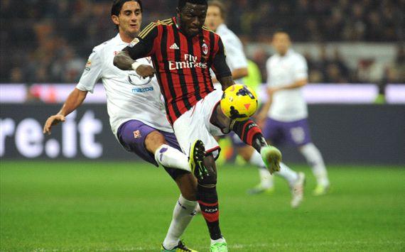 AC Milan Dipermalukan Fiorentina 2-0