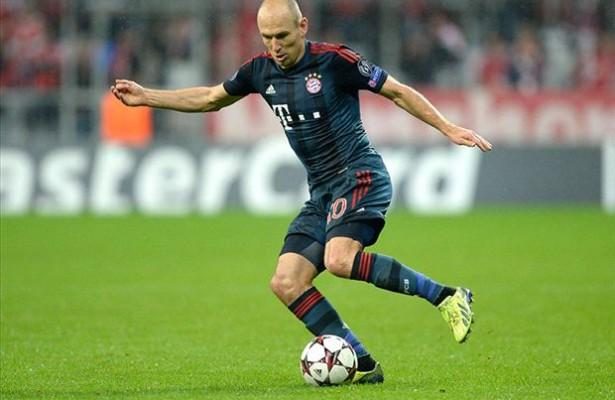 Arjen Robben Merasa Dalam Usia Emas