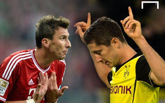 Bayern Munich Menangi Der Klassiker