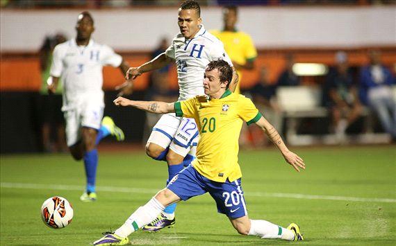 Brasil Bobol Gawang Honduras 5-0
