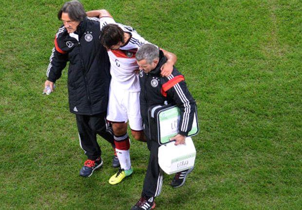 Cederanya Sami Khedira Pukulan Telak bagi Timnas Jerman