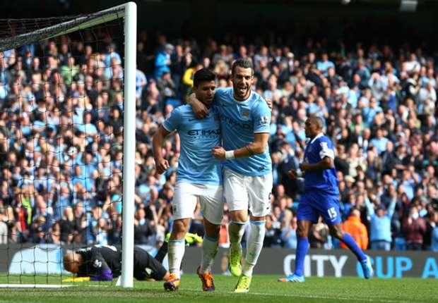 Duet Sergio Aguero dan Alvaro Negredo hasilkan 25 gol