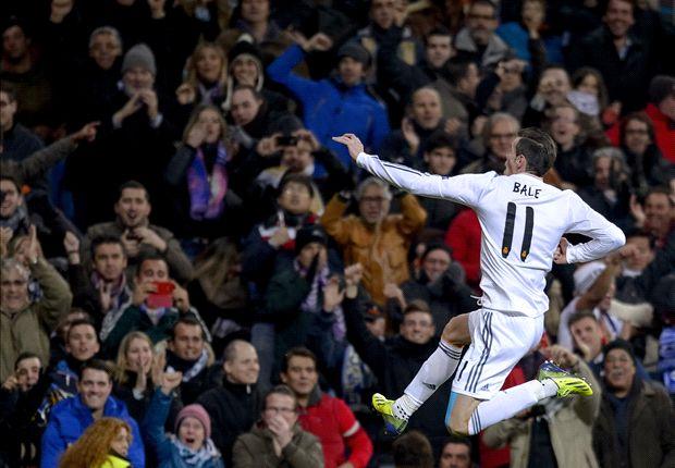 Gareth Bale Bangga Dengan Gol Tendangan Bebasnya