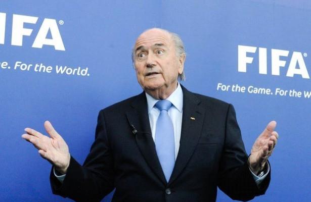 Ide Gila Sepp Blatter Ingin Sertakan 128 Tim Di Piala Dunia