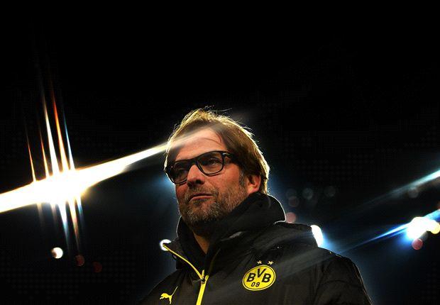 Klopp Yakin Menang di Laga Borussia Dortmund vs Napoli