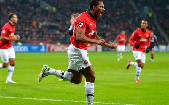 Manchester United Gilas Bayer Leverkusen 5-0
