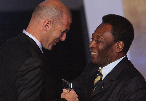 Pele memilih La Pulga mengungguli Ronaldo dan Ribery