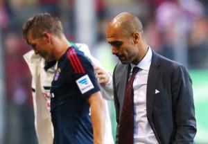 Pep Guardiola Khawatirkan Badai Cedera Bayern Munich