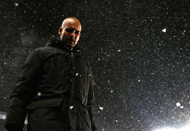 Pep Guardiola memberikan pujian secara khusus pada Mario Gotze